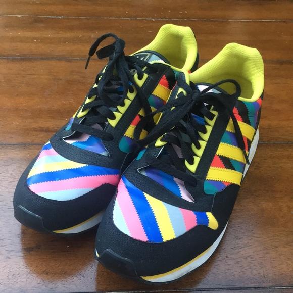 Mens Rare Multicolor Sneakers Size 125